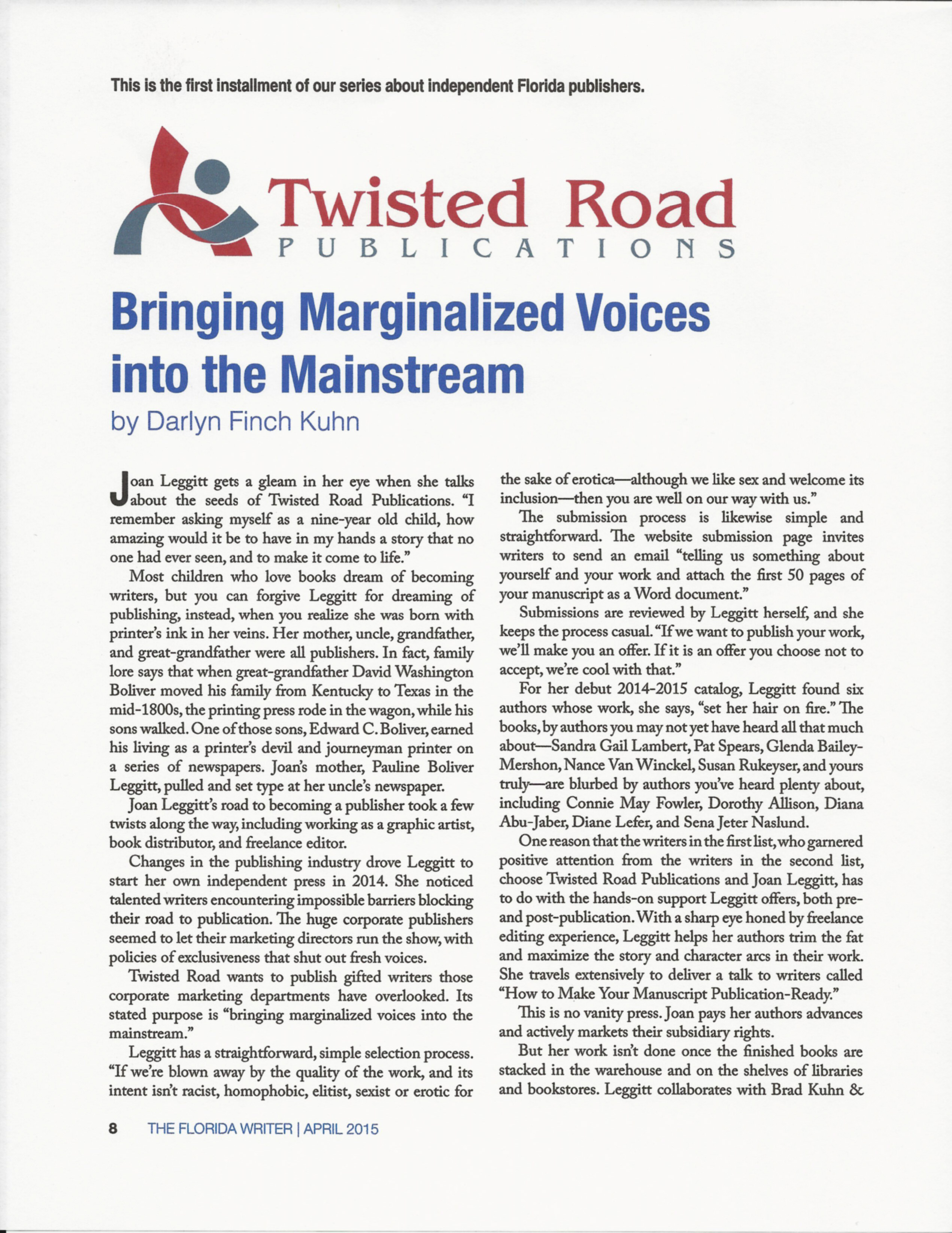 TFW Twisted Road Publications April 2015-1